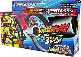 Turbospoke 自行车排气系统