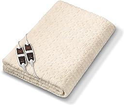 Beurer UB 56 Teddy Double 雙層式電熱毯 雙人式大小/超大號,4個溫度檔位