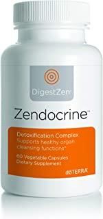 doTERRA - Zendocrine Detoxidi复合物 - 60粒蔬菜胶囊