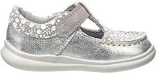 Clarks 女孩 Cloud Rosa T 平底芭蕾鞋