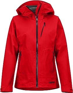Marmot 女式刀刃硬壳防雨夹克