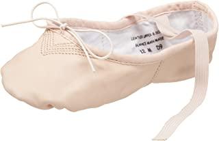 Capezio 幼儿/小童皮革Cobra 2033C 芭蕾鞋