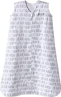 HALO 背心式纯棉婴儿安全睡袋 春夏薄款 几何灰 XL(18-24个月)