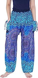 Lannaclothesdesign 女式腰部宽松版型瑜伽哈伦裤