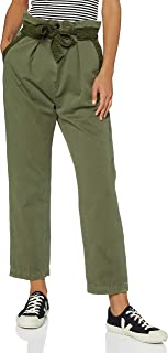 G-STAR RAW 女式 Bronson Army Paperbag 长裤