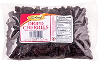 Roland Cherries, Dried, 16 Ounce