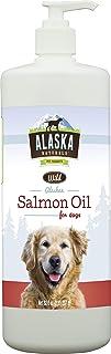 阿拉斯加天然三文鱼油狗