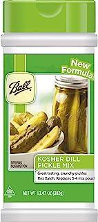Ball Kosher Dill 拨片混合装 13.4 盎司