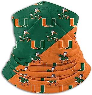 University College Team Logo 中性款超细纤维颈套面罩 巴拉克拉法帽