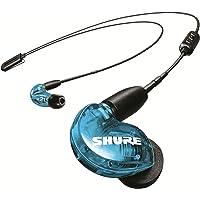 Shure 舒尔 SE215 无线耳机 带蓝牙 5.0 隔音功能 特别版 蓝色