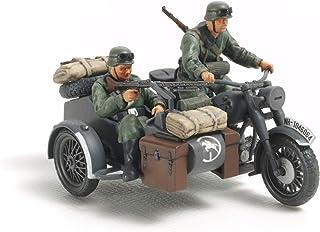 Tamiya Models 德国摩托车和跨斗