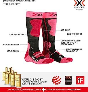 X-Socks 儿童青少年滑雪袜 4.0