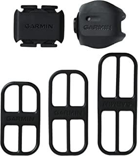 Garmin 佳明 中性 – 成人配件 自行车 Speed and Cadence Sensor 2 黑色 均码