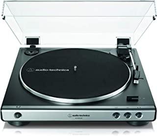 Audio-Technica AT-LP60XUSB 全自动带式驱动 USB 唱盘 带 LP 至数字录音