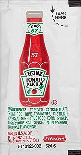 Concession Essentials Choice 番茄酱,包装,7 gm,100 个/箱。(CEKetchupPacks-100CT)