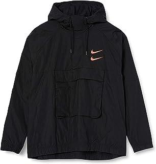 Nike 男式 M Nsw Swoosh Jkt Wvn 运动夹克