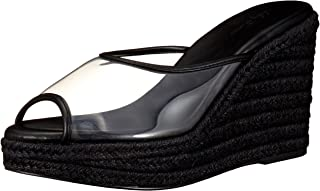 Lily Brown 黄麻坡跟凉鞋 LWGS212301 女士