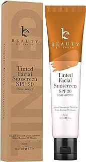 面部有色*霜 – SPF 20 含天然*成分**乳,有色保湿霜氧化锌*霜,护肤,面部*霜