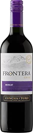 Frontera 缘峰梅洛红葡萄酒750mL(智利进口红酒)