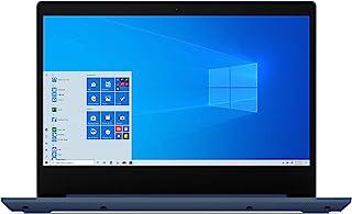 Lenovo 聯想 IdeaPad 3 筆記本電腦,14英寸(約35.56厘米),FHD 1920 x 1080顯示屏,AMD銳龍5 3500U處理器,8GB DDR4 RAM,256GB SSD,AMD Radeon Vega 8圖形,窄邊框...