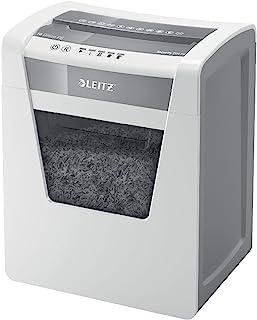 Leitz 利市 IQ Office 碎纸机 微型切割 *级别 P5 10 张容量 23 升废纸容器 碎纸机 白色 8002000