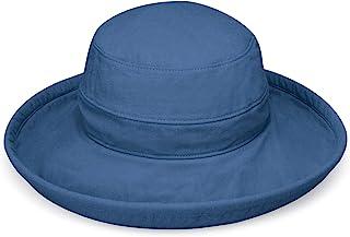 wallaroo 女式休闲 TRAVELER 太阳帽–UPF 50+–crushable