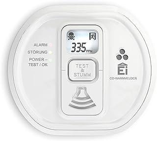Ei Electronics Ei208D CO 一氧化碳探测器(带显示屏和10年电池)