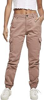 Urban Classics 女士高腰工装裤