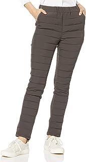 Cecile 裤子 加棉 修身裤 蓄热保暖 可选长度 正面绗缝规格 女士 MP-2416