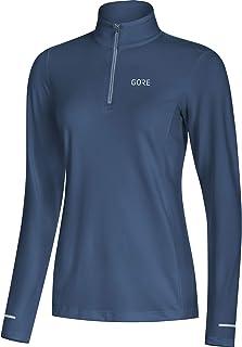 GORE Wear 女士透气长袖跑步衫,GORE Wear R3 女士长袖衬衫,100078
