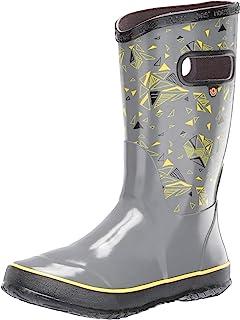 BOGS 儿童雨靴印花防水雨靴