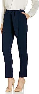 Vince Camuto 女式修身束带裤