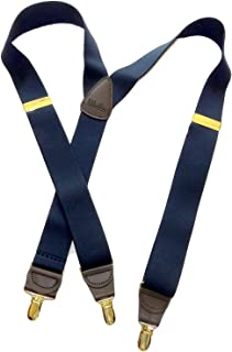 hold-ups Dark 海蓝色 y-back 休闲系列 HOLDUP suspender W/金夹