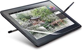 Elecom宜丽客 Wacom 淋浴 液晶笔平板电脑 Wacom Cintiq 22 保护膜 纸质笔TB-WC215FLAPLL  ケント紙