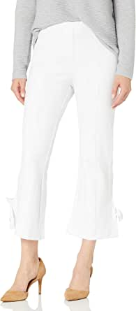 SLIM-SATION 女式 Ponte 长裤