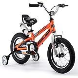 RoyalBaby Space #1 Aluminum Kids Bikes 12 inch, 14 inch, 16…