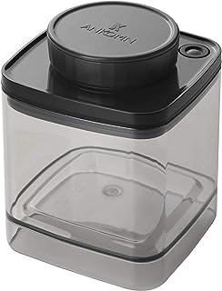 Ankomn Turn-N-Seal 真空/密气防储存容器完美适用于咖啡茶叶、米坚果*不透明 半黑色 0.6quart tns-04-mdhb