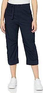 G-STAR RAW 女士 3D 实用高宽松露脐 Wmn 长裤