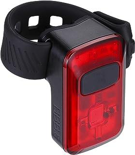 BBB 自行车灯 Spark 2.0 USB 可充电尾灯 | MTB Urban Road 20 流明 BLS-152,黑色