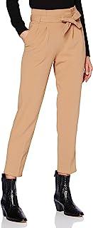MISS SELFRIDGE 女式 Camel Scuba Paperbag 裤子