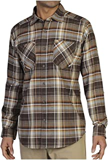 Exofficio Men's Geode Flannel Long Sleeve