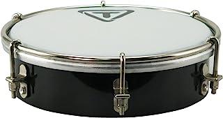Tycoon Percussion TPTB-6WDB 木质泰博林,黑色,6 英寸