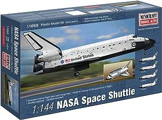 Minicraft NASA Shuttle Building Kit, 1/144 Scale