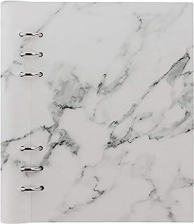 Filofax B145001 可填充档案纸,A5尺寸,大理石