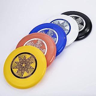 Eastgoing 10.75 英寸飞盘运动飞盘投掷游戏多色适合户外沙滩后院使用