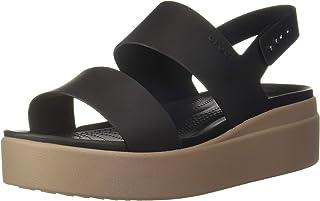 Crocs 卡骆驰 女士Brooklyn低坡跟休闲运动鞋