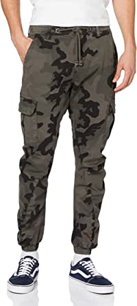 Urban Classic 男式迷彩工装 慢跑长裤