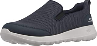 Skechers Go Max Clinched-Athletic Mesh Double Gore Slip On 男士休闲鞋