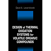 Design of Thermal Oxidation Systems for Volatile Organic Com…