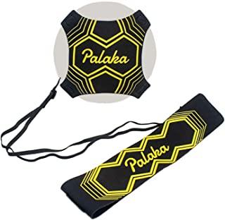 Palake 足球训练 皮带[ 伸缩橡胶引导/长度可调整]腰带魔术贴调整 升降 漂流 速干 练习 Pa-Soccer-STB